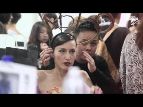 Fashion Steps Out 2015 with REDS hairdressing event highlights HD