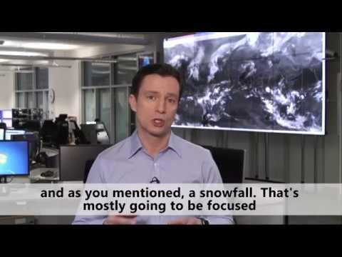 Watch out for Storm Doris - Met Office's Alex Deakin
