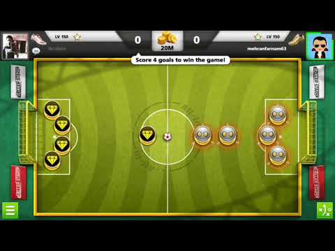 Soccer Star - All In 20M Vs Slow Irani (Hard Defense) 😎