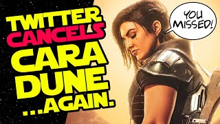 Twitter Tries to CANCEL Gina Carano AGAIN?! The Mandalorian Star UNDER FIRE!