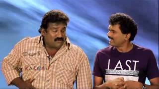 Robo Shankar and Chennai Giri - mimicry