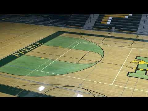 Preble High School vs. North High School Varsity Mens' Basketball