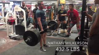 Team House Strong Deadlift Day | 710 Lbs PR