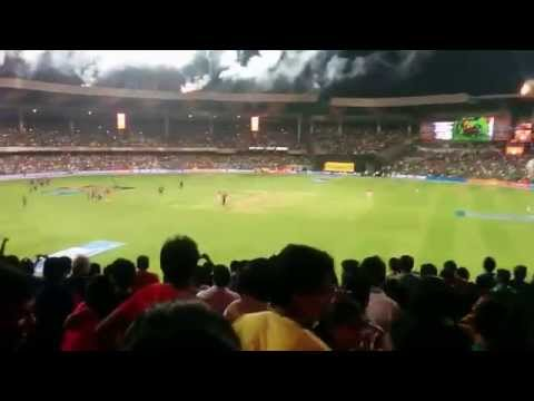 IPL 2014 Finals - KKR vs KXIP - Final Ball - Fan v