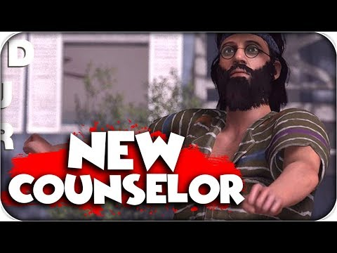 NEW COUNSELOR ANNOUNCED AND RELEASE DATE CONFIRMED! | Friday the 13th the Game