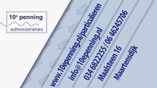 10e Penning Administraties - Inkomstenbelasting Particulieren