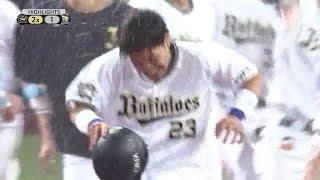 バファローズ対マリーンズ(京セラドーム大阪)の試合ダイジェスト動画。 ...