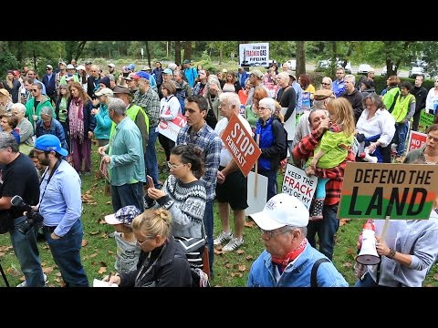 HALT the Penneast Pipeline Marcellus Shale Reality Tour Part 14