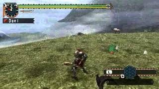 PSPChange: Monster Hunter Freedom Unite Spiele Review