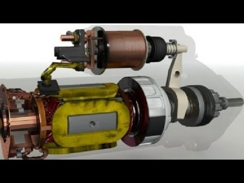 How Starter Motor Works Must Watch Youtube