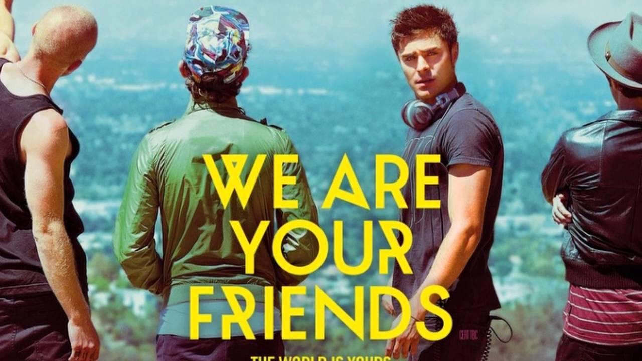 Música Amigos Y Fiesta Cancion Final Hd Pyramid Cole S Memories We Are Your Friends Soundtrack Youtube