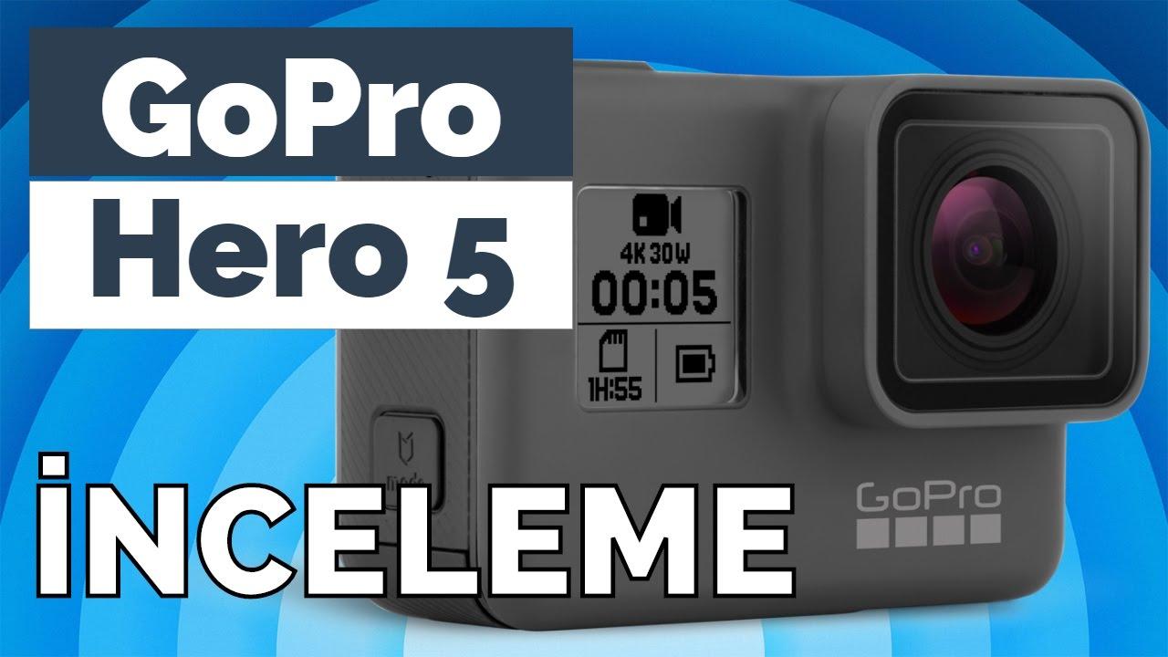 GoPro Hero 5 Black İnceleme ve Teknik Özellikler | fotografium.com