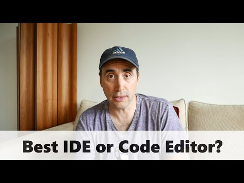 The best ide or code editor in 2016 - 17