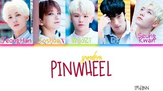 SVT VOCAL TEAM (세븐틴) - Pinwheel |Sub. Español + Color Coded| (HAN/ROM/ESP)