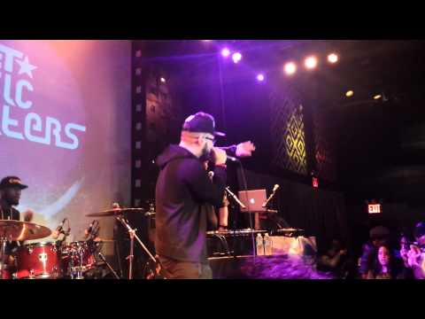 Andy Mineo BET Music Matters Showcase