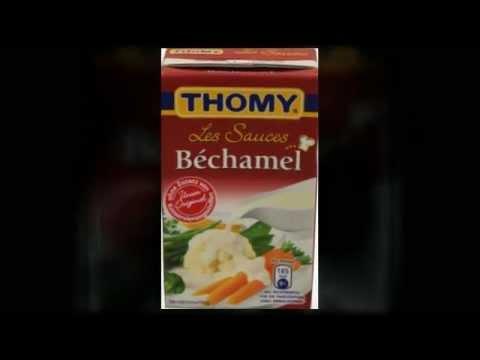Thomy Les Sauces Bechamel Youtube