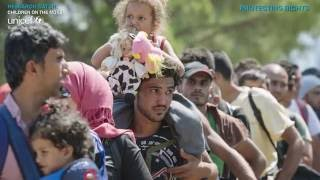 Challenges in Protecting the Rights of Migrating Children