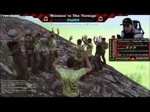 H1Z1- Stop The Violence -  Battle Royal 20+ Players UNITE
