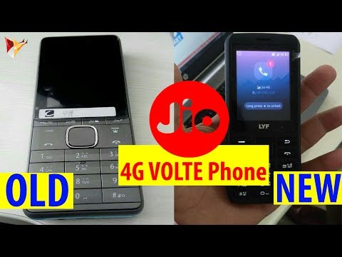 Reliance Jio 4G Volte Featured Phone | Latest Image & Update | Data Dock