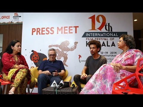 Press Meet with Italian Film Director Marco Bellocchio, Tawf