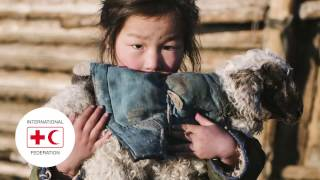 Red Cross respond as Mongolian herders struggle to survive winter Dzud