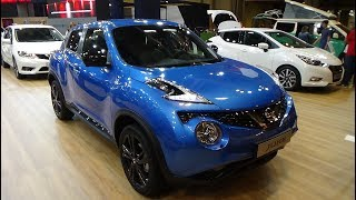 2018 Nissan Juke DIG-T 115 6M-T Tekna - Exterior and Interior - Salon Madrid Auto 2018
