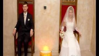 Свадьба в Чехии. Замок Карлштейн - Фото(Свадьба в замке Карлштейн от Blessmarriage., 2009-10-25T22:31:46.000Z)