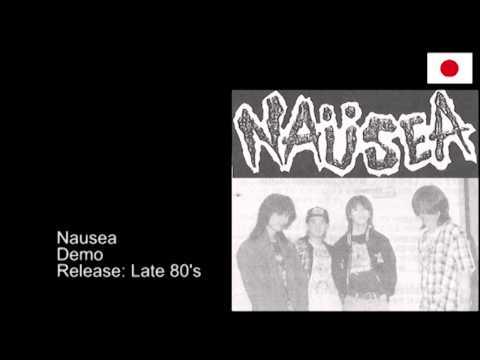 Nausea (Japan) Demo - 1987 - Grindcore
