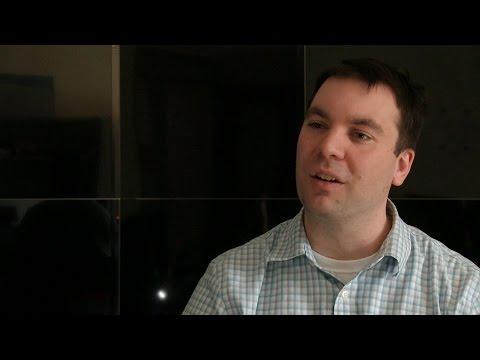 Kevin Ponto explains Wiki Wander visualization