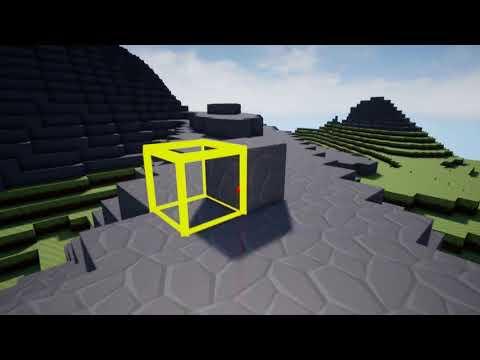 Ryan Makes Stuff — Hello (Procedural) World! - UE4 Voxel Project