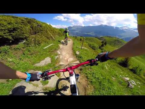 616 Biketicket To RIDE (rot) - Lenzerheide