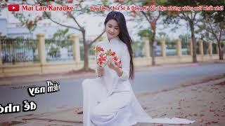 Karaoke Liên Khúc Bolero Nỗi Buồn Hoa Phượng Nhớ nhau hoài , nhớ người yêu ,Mai Lan Karaoke