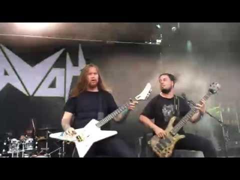 Havok - Point of No Return - Live Copenhell 2016