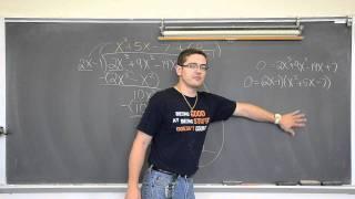 Gambar cover Long Division of Polynomials