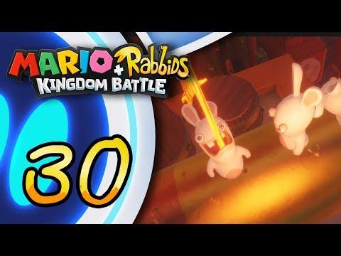 Mario + Rabbids: Kingdom Battle ITA [Parte 30 - Hot Sauce]