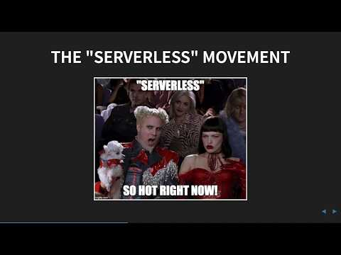 The Rise of Serverless Applications