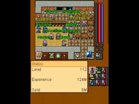 Tibia Me Fun World 7!!!!