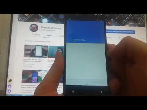 FRP! Nokia 5 TA - 1035. Android 9. Сброс гугл аккаунта. Без ПК!