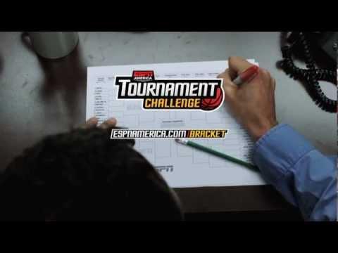"ESPN America Tournament Challenge Bracket ""Choose Wisely"""