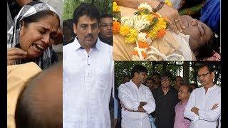 FULL HD Dr Hathi Aka Kavi Kumar Azad's Last Rites With Family And Tarak Mehta Ka Ooltah Chashmah