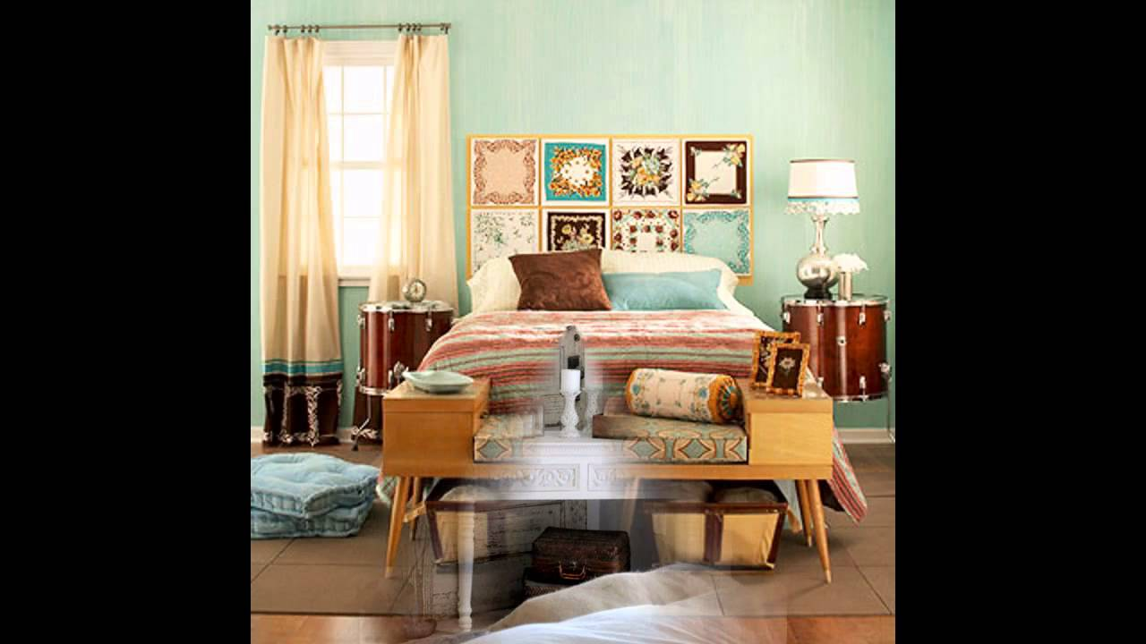 Vintage Style Room Decorating Ideas