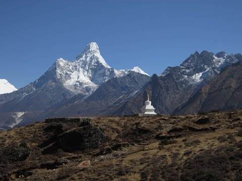 Trekking Everest Base Camp, Gokyo Valley, Island Peak (6189m)