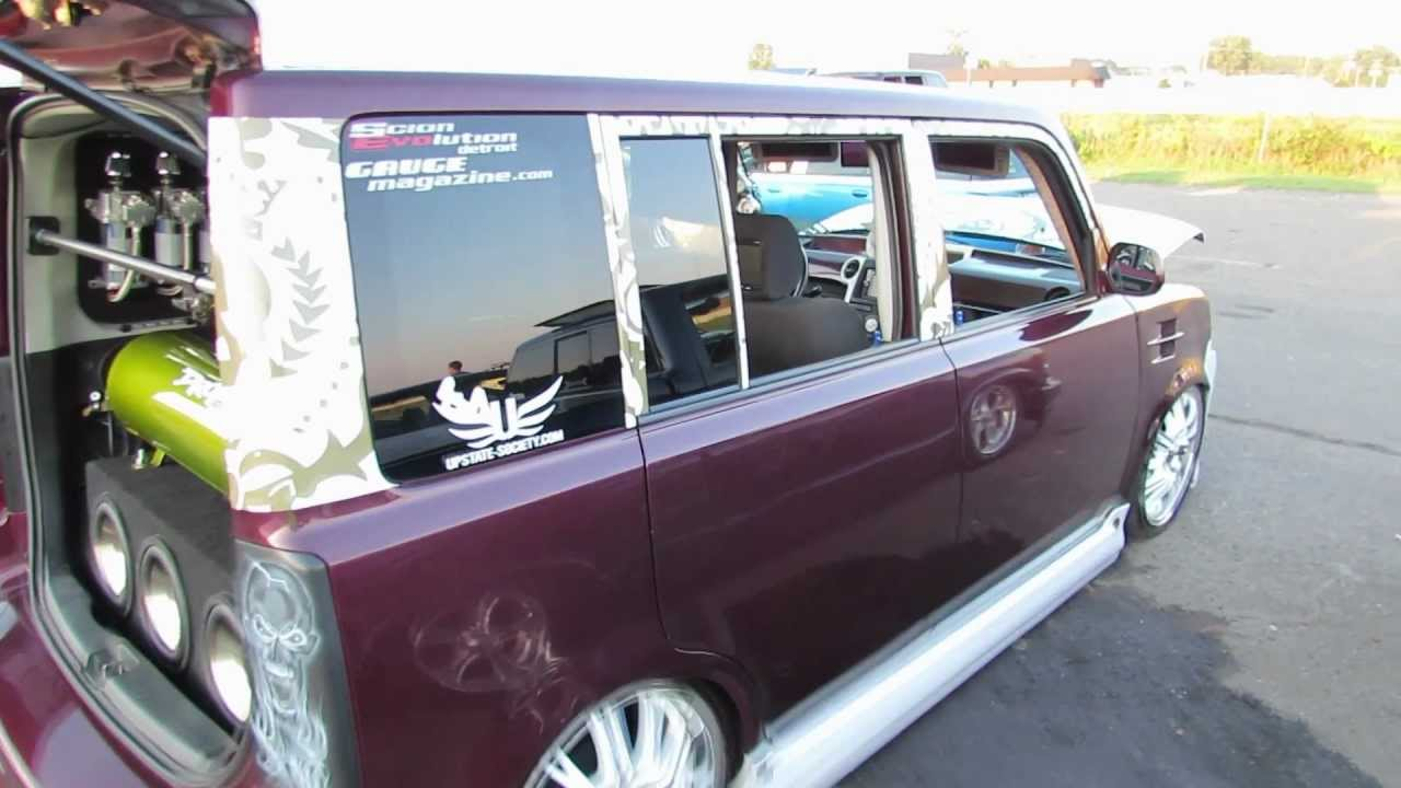 2005 Scion Xb Custom Youtube