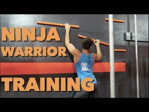 Ninja Warrior Training With The Best At ATP