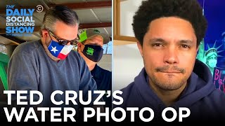 Ted Cruz's Photo Op & Texans' Extreme Electric Bills | The Daily Social Distancing Show