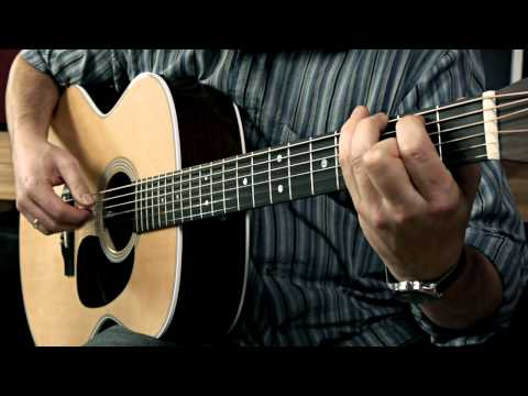 Martin Bariton Steelstring J28LSE - played by Andreas Schulz