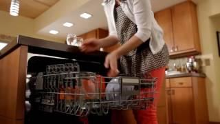 ANGLAIS: Lave-vaisselle KitchenAid avec paniers SatinGlide KDFE104D