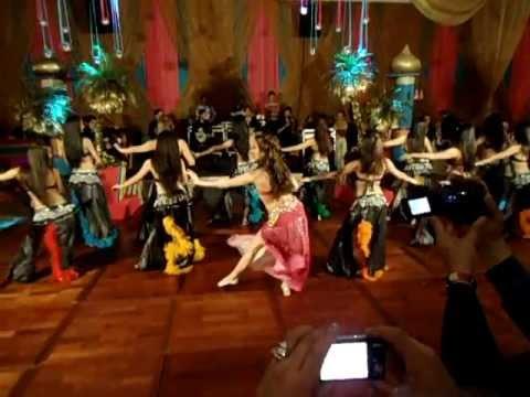 Lujan bailando danza rabe en su festejo de 15 aos  YouTube