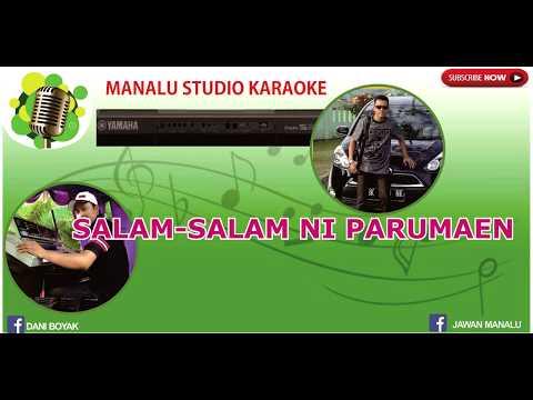 Salam  Salam Ni Parumaen (Karaoke Simalungun Versi Keyboard)