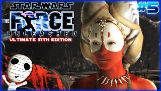 Felucia! - Star Wars The Force Unleashed #5 - Lets Play deutsch Ultimate Sith Edition